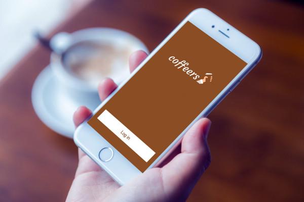 Sample branding #2 for Coffeers