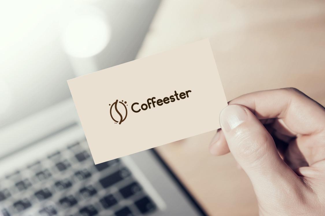 Sample branding #2 for Coffeester