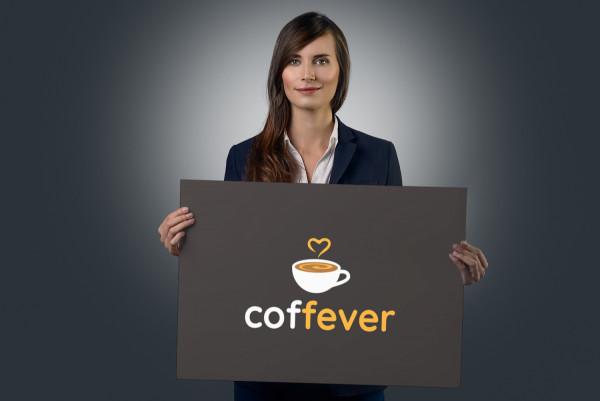 Sample branding #2 for Coffever