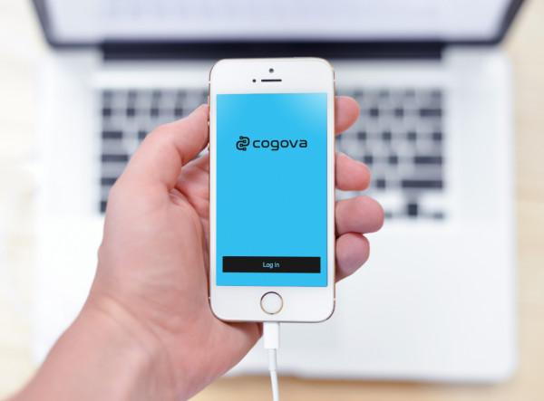 Sample branding #1 for Cogova