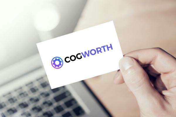 Sample branding #2 for Cogworth