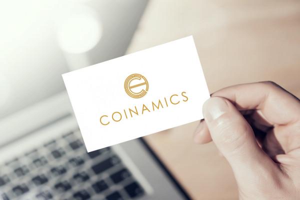 Sample branding #1 for Coinamics