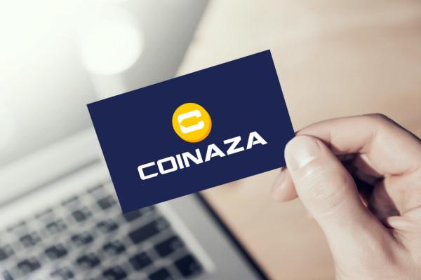 Sample branding #2 for Coinaza