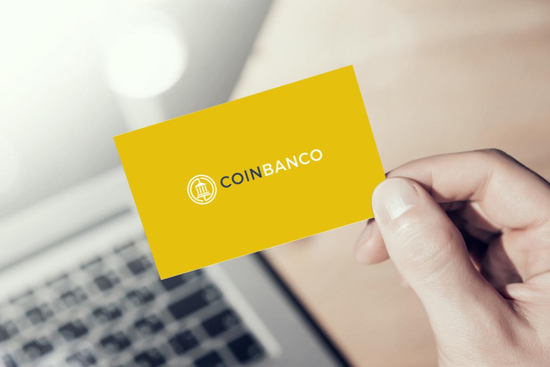 Sample branding #2 for Coinbanco