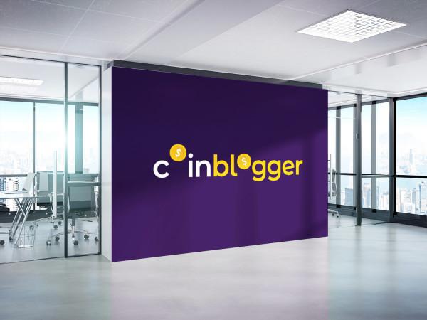 Sample branding #1 for Coinblogger