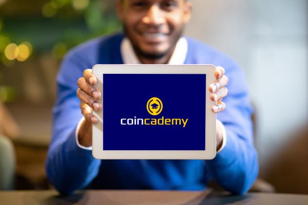 Sample branding #2 for Coincademy
