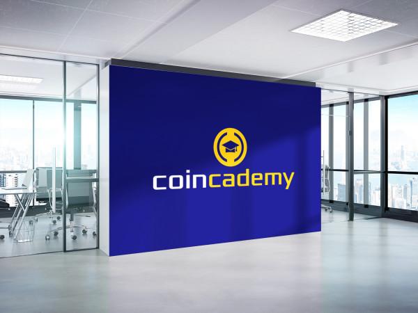 Sample branding #3 for Coincademy