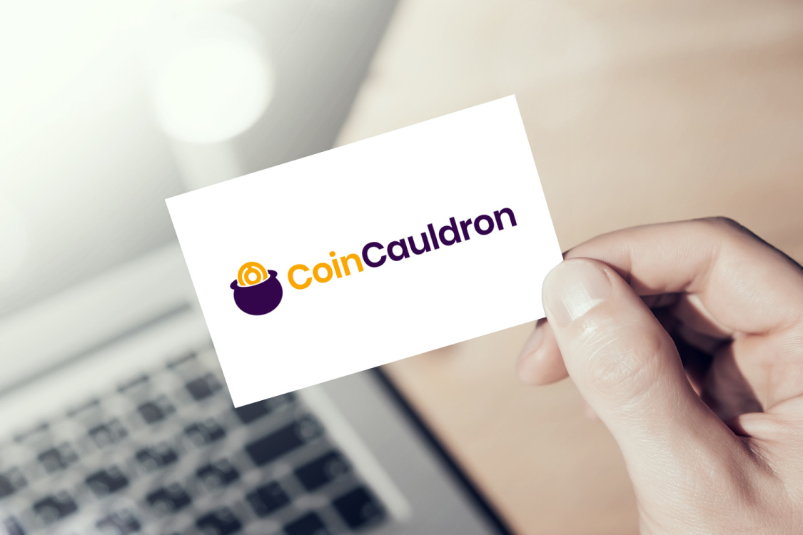 Sample branding #3 for Coincauldron