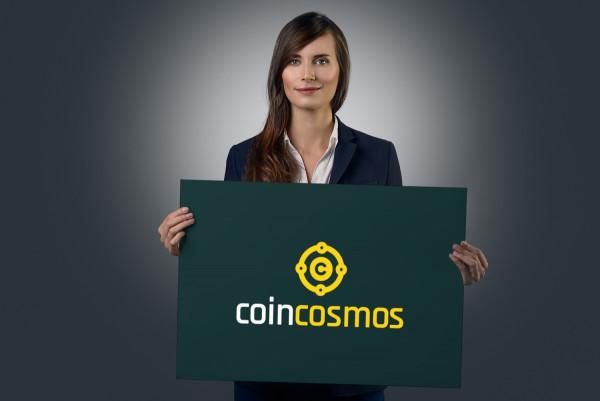 Sample branding #2 for Coincosmos