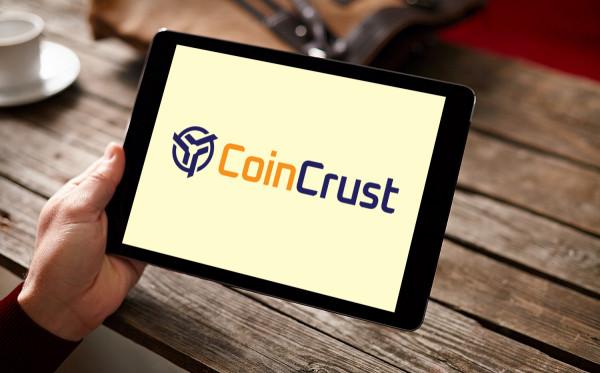 Sample branding #3 for Coincrust