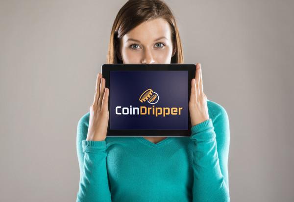 Sample branding #1 for Coindripper