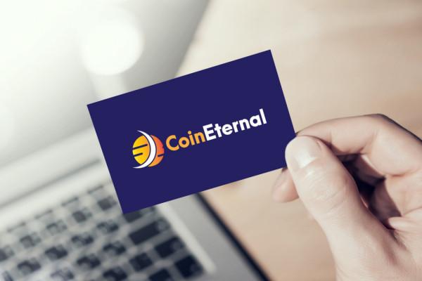 Sample branding #3 for Coineternal