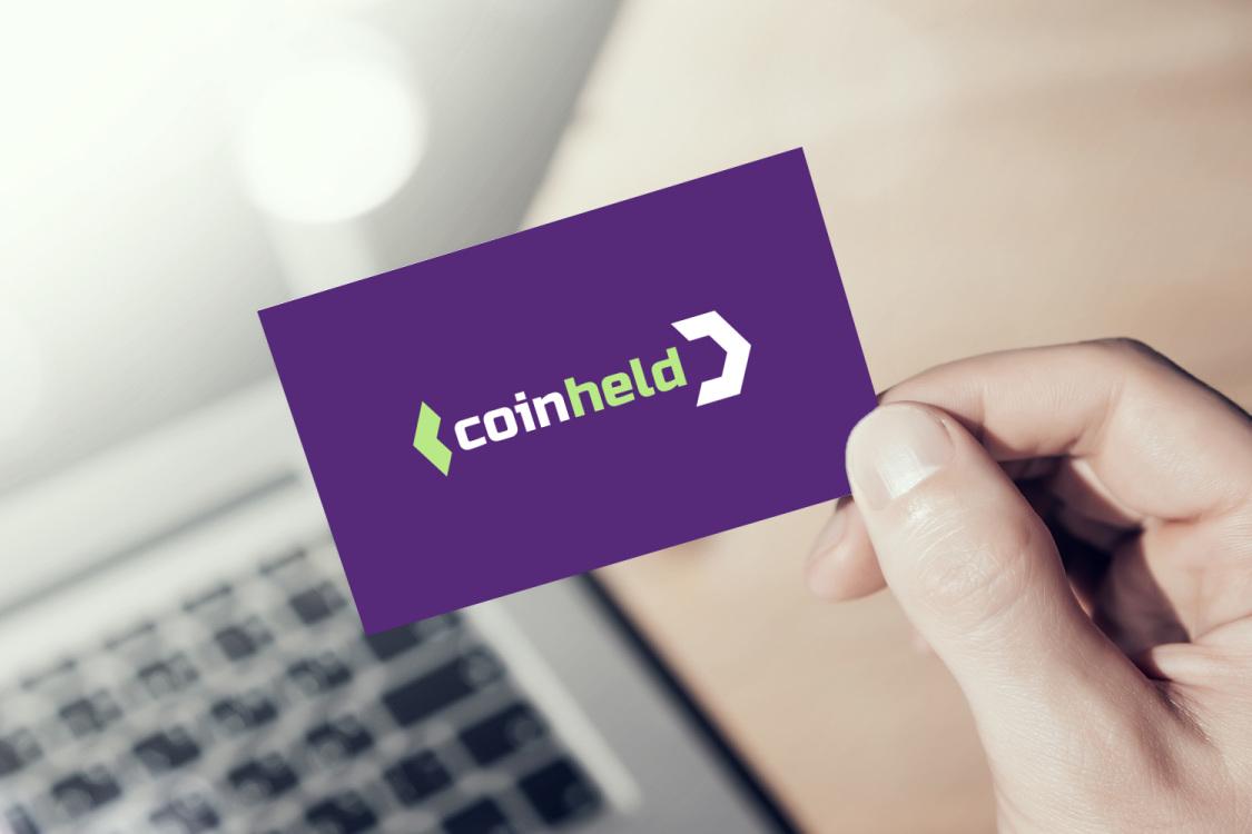 Sample branding #2 for Coinheld