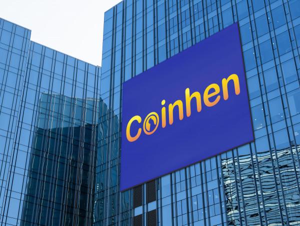 Sample branding #1 for Coinhen