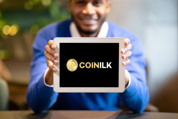 Sample branding #3 for Coinilk