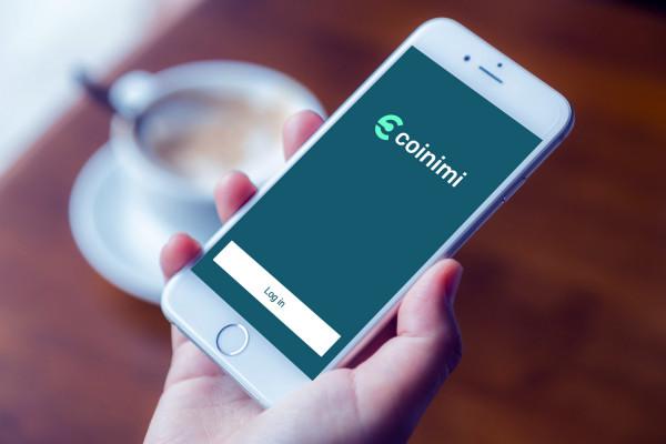Sample branding #3 for Coinimi