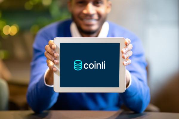 Sample branding #1 for Coinli
