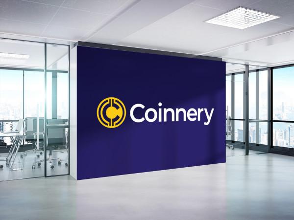 Sample branding #3 for Coinnery