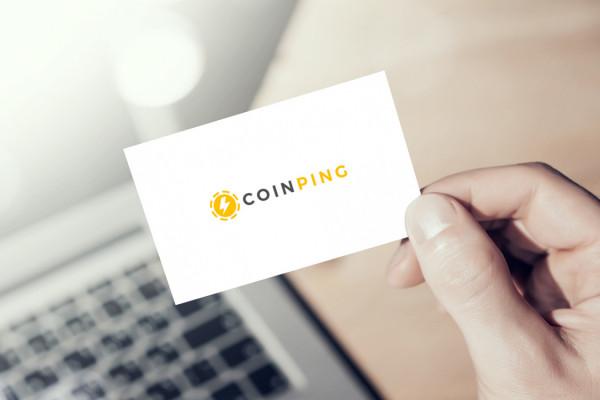 Sample branding #1 for Coinping