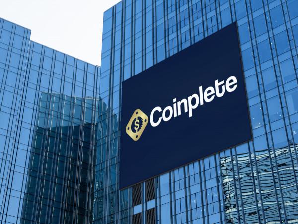 Sample branding #1 for Coinplete