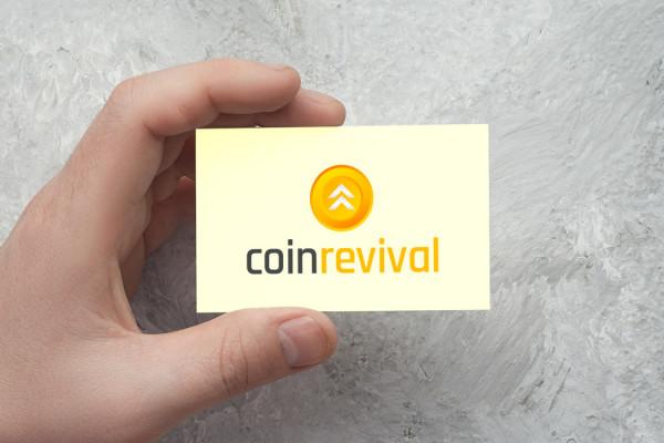 Sample branding #1 for Coinrevival