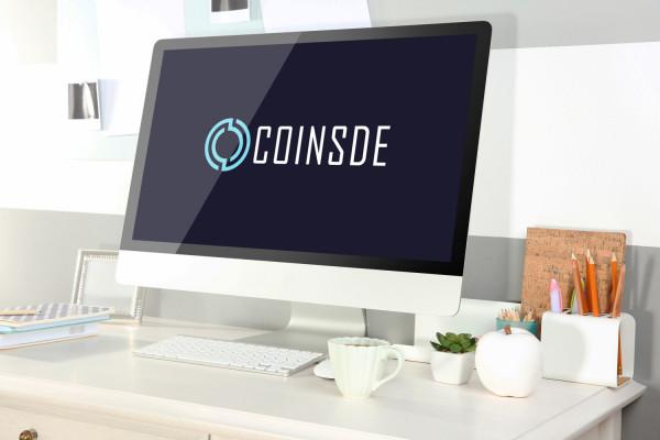 Sample branding #3 for Coinsde