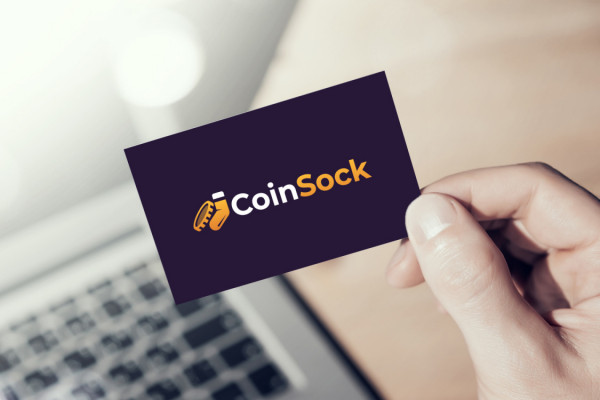 Sample branding #1 for Coinsock