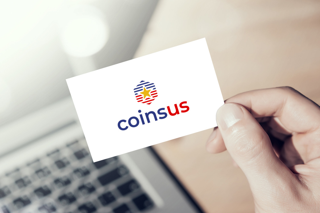 Sample branding #3 for Coinsus