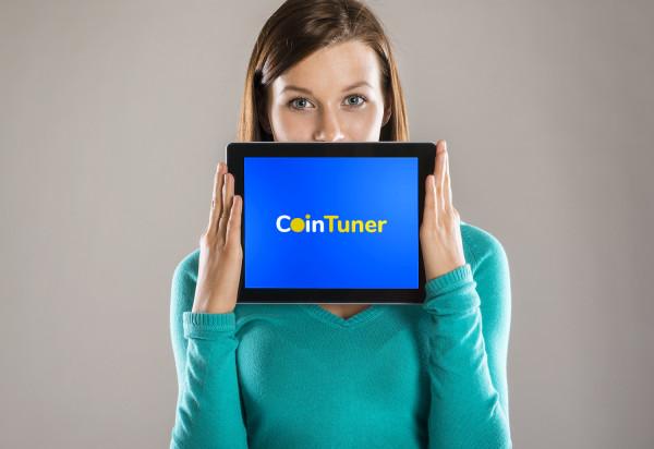 Sample branding #3 for Cointuner