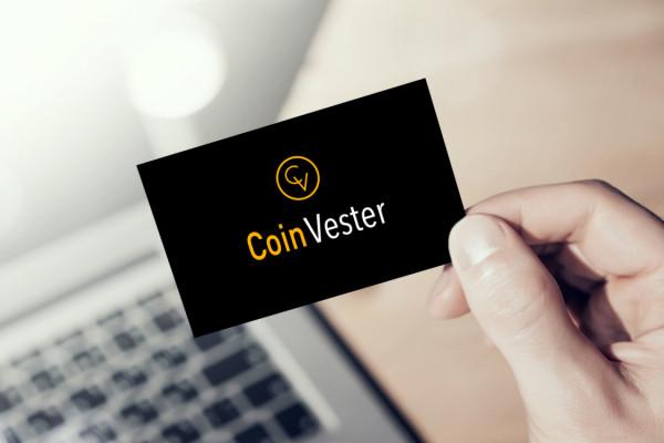 Sample branding #2 for Coinvester