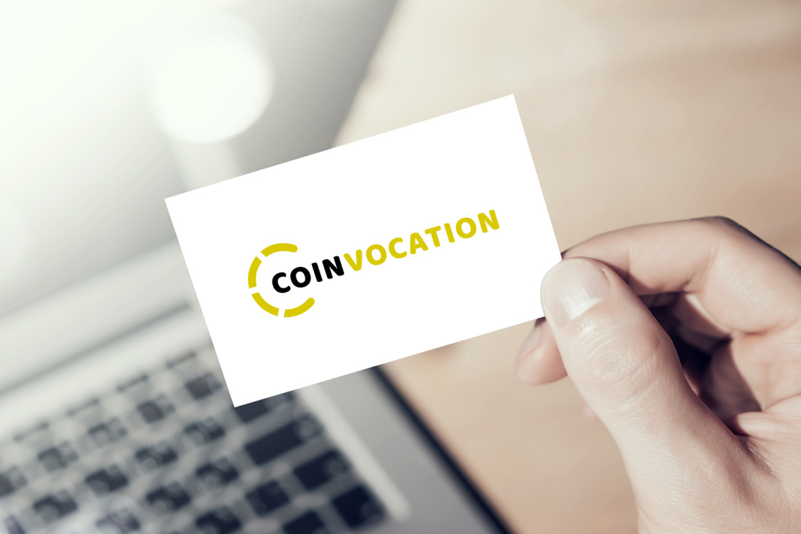 Sample branding #2 for Coinvocation