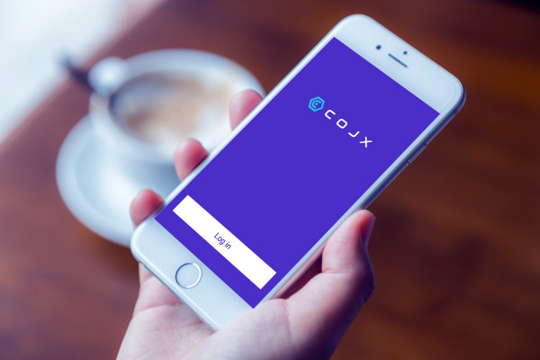 Sample branding #2 for Cojx