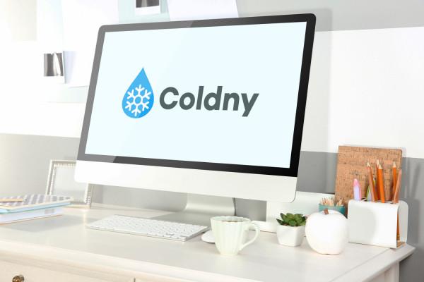 Sample branding #3 for Coldny