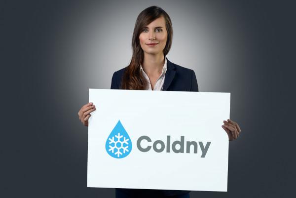 Sample branding #1 for Coldny