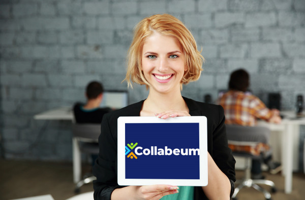 Sample branding #3 for Collabeum