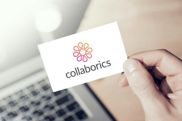 Sample branding #1 for Collaborics