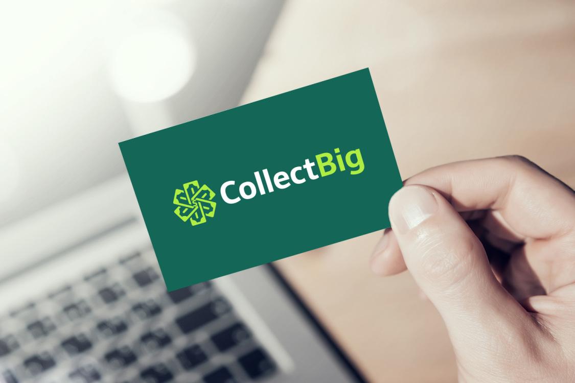 Sample branding #2 for Collectbig