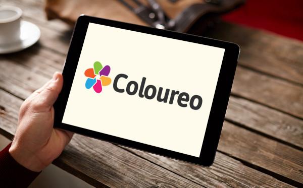 Sample branding #1 for Coloureo