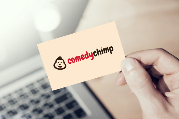 Sample branding #1 for Comedychimp
