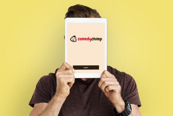 Sample branding #2 for Comedychimp