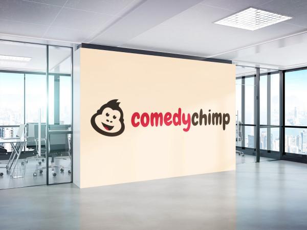 Sample branding #3 for Comedychimp
