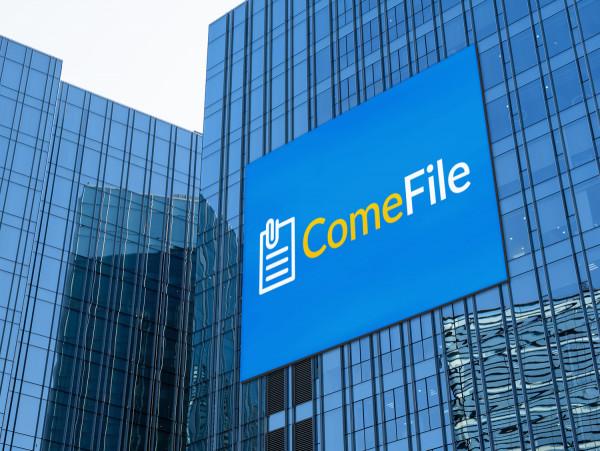 Sample branding #2 for Comefile