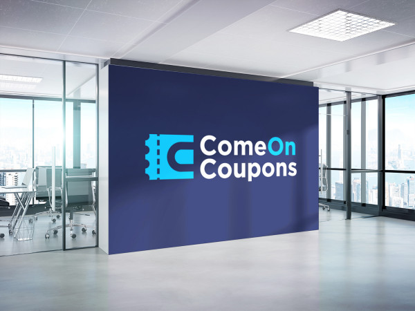 Sample branding #1 for Comeoncoupons