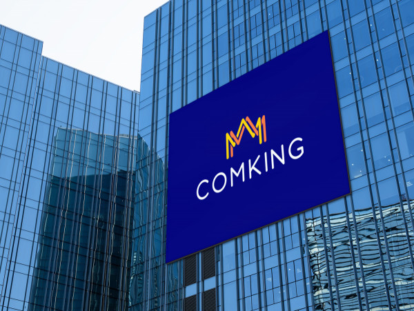 Sample branding #3 for Comking