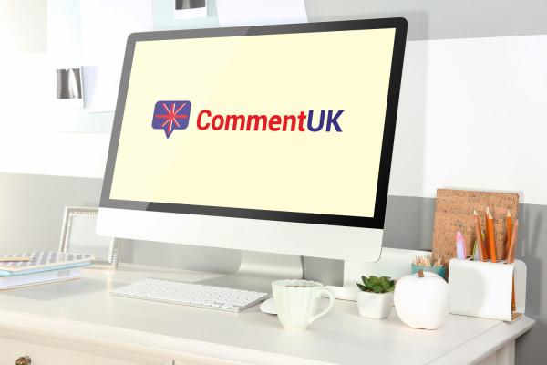 Sample branding #3 for Commentuk