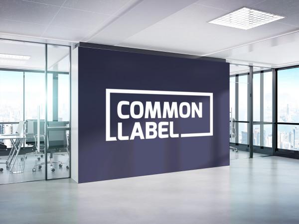 Sample branding #1 for Commonlabel