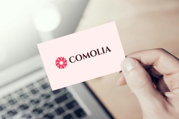 Sample branding #2 for Comolia