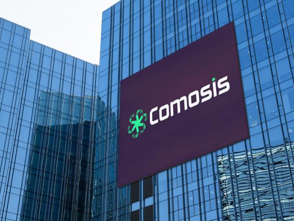 Sample branding #3 for Comosis