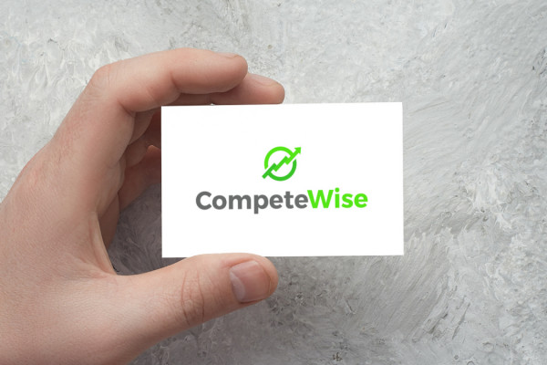 Sample branding #2 for Competewise