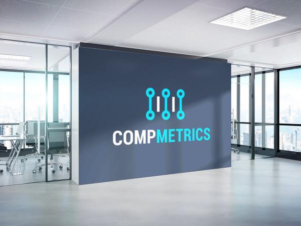 Sample branding #3 for Compmetrics